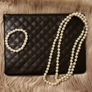 Danny & Nicole Dresses - 5 ITEMS! Dress & purse w/accessories